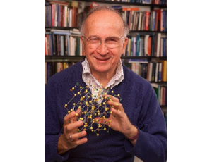 Prof. Roald Hoffmann, Cornell University, USA: CHEMISTRY IN ART, ART IN CHEMISTRY, AND THE SPIRITUAL GROUND THEY SHARE.